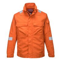 Bizflame Ultra Jacket  (Orange / XL / R)