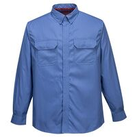 Bizflame Plus Shirt (Blue / 3 XL / U)