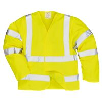 Hi-Vis Jacket Flame Resistant (Yellow / ...