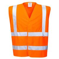 Hi-Vis FR Vest  (Orange / SM / R)