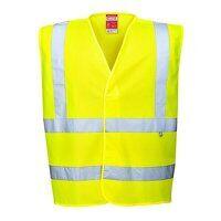 Hi-Vis FR Vest  (Yellow / XX3X / R)
