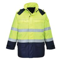 Bizflame Multi Arc Hi-Vis Jacket (YeNa / Medium / R)