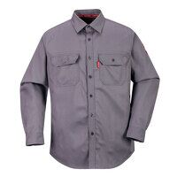 Bizflame 88/12 FR Shirt (Grey / 4XL / R)