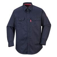 Bizflame 88/12 FR Shirt (Navy / Medium / R)