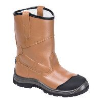 Steelite Rigger Boot Pro S3 CI HRO (Tan / 40 / R)