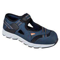 Portwest Compositelite Safety Tay Sandal S1P (Blue / 48 / U)