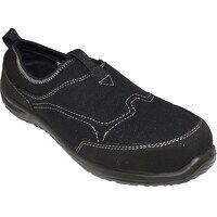 Steelite Tegid Slip On Trainer S1P (Black / 46 / R...