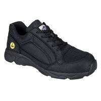 Portwest Compositelite ESD Tees Trainer S1P (Black...