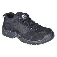 Steelite Trouper Shoe S1P (Black / 47 / R)