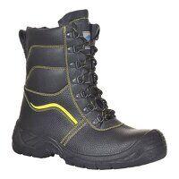 Steelite Fur Lined Protector Boot S3 CI (Black / 4...