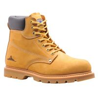 Steelite Welted Safety Boot SB HRO (Honey / 45    ...