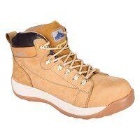 Steelite Mid Cut Nubuck Boot SB HRO (Honey / 44   ...