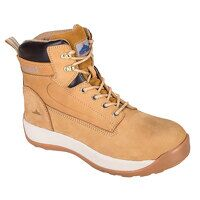 Steelite Constructo Nubuck Boot S3 HRO (Honey / 46...