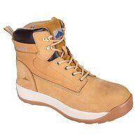 Steelite Constructo Nubuck Boot S3 HRO (Honey / 45...