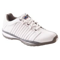 Steelite Arx Safety Trainer S1P HRO (White / 42   ...