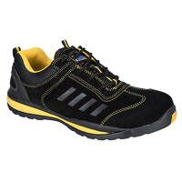 Steelite Lusum Safety Trainer S1P HRO (Black / 45 ...