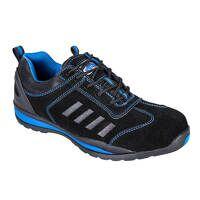 Steelite Lusum Safety Trainer S1P HRO (Blue / 41 /...