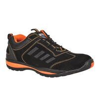 Steelite Lusum Safety Trainer S1P HRO (Orange / 36...