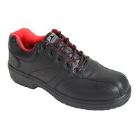 Steelite Ladies Safety Shoe S1 (Black / 39 / R)