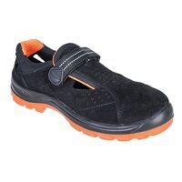 Steelite Obra Sandal S1 (Black / 44 / R)