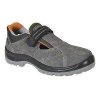 Steelite Obra Sandal S1 (Grey / 44 / R)