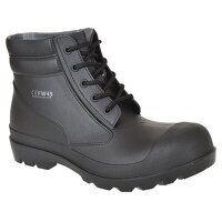 PVC Boot S5 (Black / 47 / R)