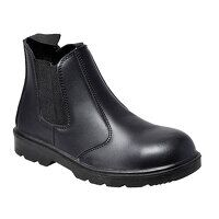 Steelite Dealer Boot S1P (Black / 39 / R)