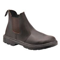 Steelite Dealer Boot S1P (Brown / 42 / R...