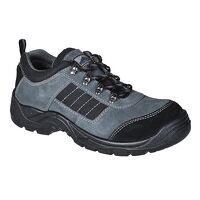 Steelite Trekker Shoe S1P (Black / 43         9 / ...