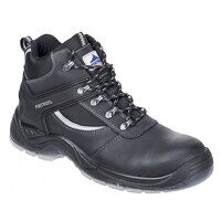 Steelite Mustang Boot S3 (Black / 48         1 / R...