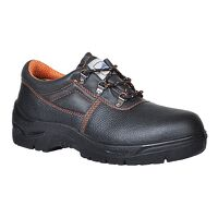 Steelite Ultra Safety Shoe S1P (Black / 48 / R)