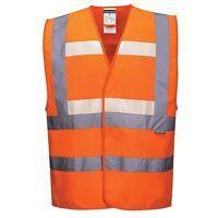 Triple Technology Vest (Orange / LXL / R)