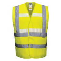Triple Technology Vest (Yellow / LXL / R)