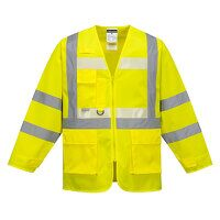 Glowtex Executive Jacket (Yellow / Large / R)