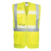 Glowtex Executive Vest (Yellow / XXL / R)