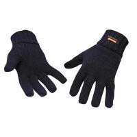 Knit Glove Insulatex Lined (Navy / R)
