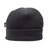 Fleece Hat Insulatex Lined (Black / R)