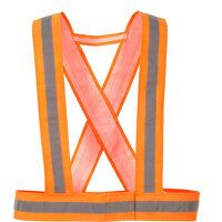 Hi-Vis Strap (Orange / R)