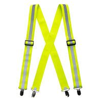 Hi-Vis Trouser Braces (Yellow / R)