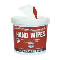 Hand Wipes (150 Wipes) (White / R)