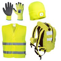 Hi Vis Kit (Yellow / LXL / R)