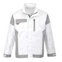 Painters Pro Jacket (White / XL / R)