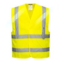 Vega LED Vest (Yellow / LXL / R)