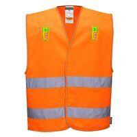Hi-Vis Versatile Vest (Orange / XX3X / R)