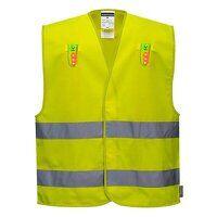 Hi-Vis Versatile Vest (Yellow / XX3X / R)