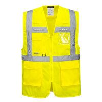 Orion LED Executive Vest (Yellow / 3 XL / R)
