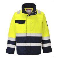 Hi-Vis Modaflame Jacket (YeNa / Large / R)