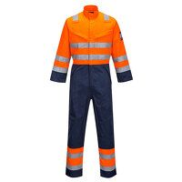 Modaflame RIS Navy/Orange Coverall (OrNa / XXL / R...