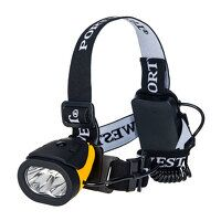 Dual Power Head Light (YeBk / R)