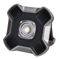 USB Rechargeable Flood Light (Black / R)